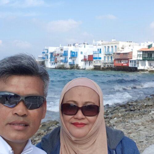 Kamal and Norliah
