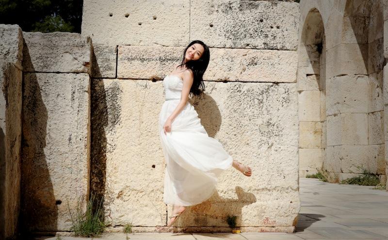 Yin Santorini Wedding Travel Blog 1