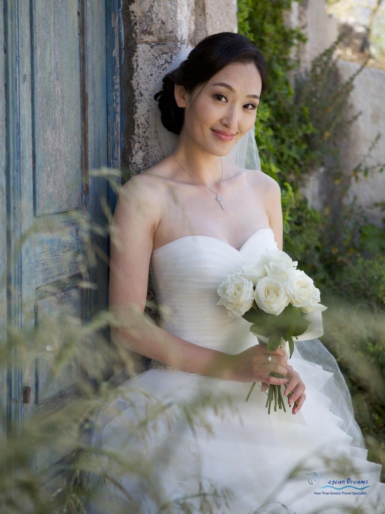 Yin Santorini Wedding Travel Blog 8