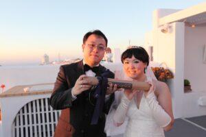 Haoze & Jiangxue testimonial