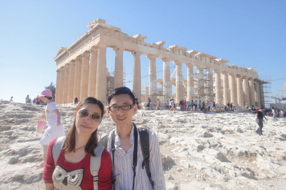Vivi Greece Wedding Travel Blog 2