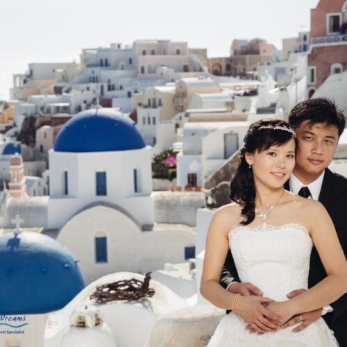 Keshin Santorini PreWedding and Honeymoon Blog 11